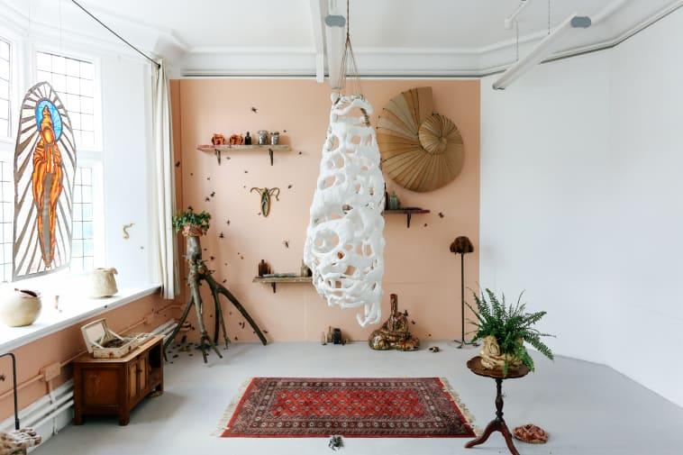 Installation-by-Abigail-Adams,-Camberwell