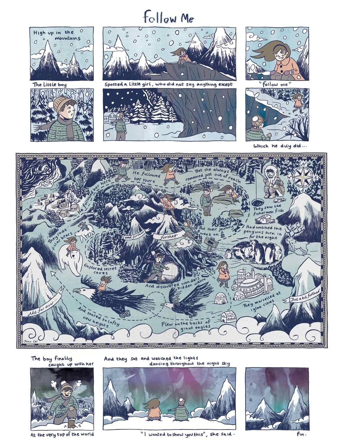 Camberwell-MA-Illustration-Follow-Me-comic-strip.jpeg