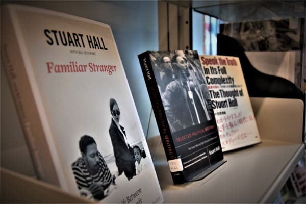 Some books from the Stuart Hall Library archive