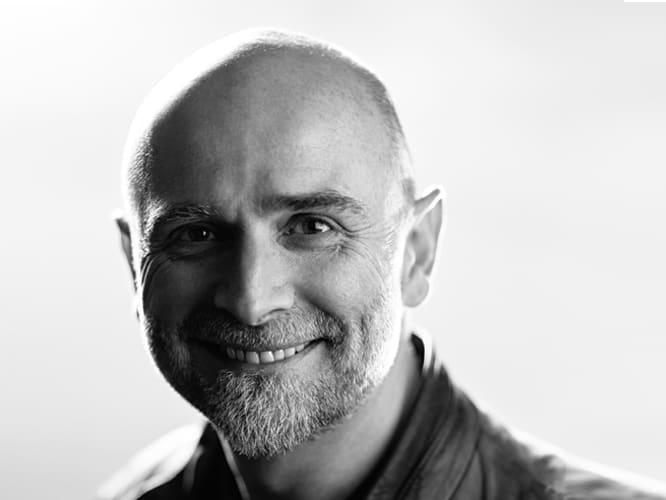 Portrait picture of Clive Baillie