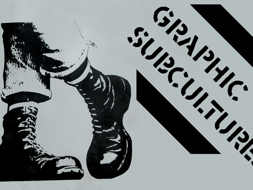 Logo of Graphic Subcultures research group