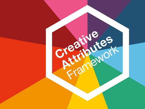 Creative Attributes Framework logo