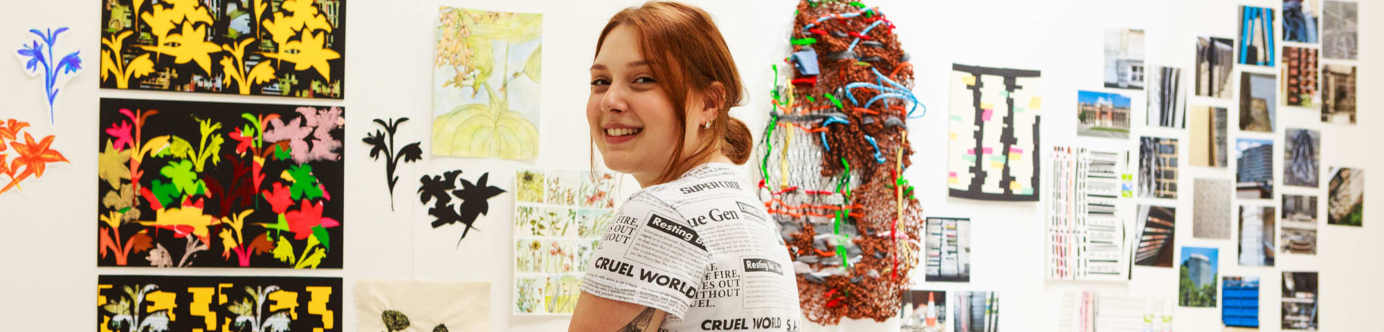 Summer Study Abroad - Digital Textile Design