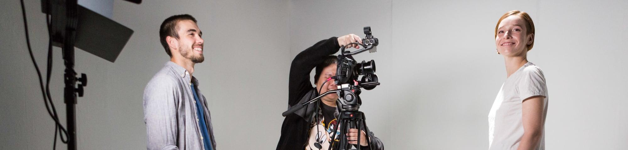 Summer Study Abroad -  Filmmaking