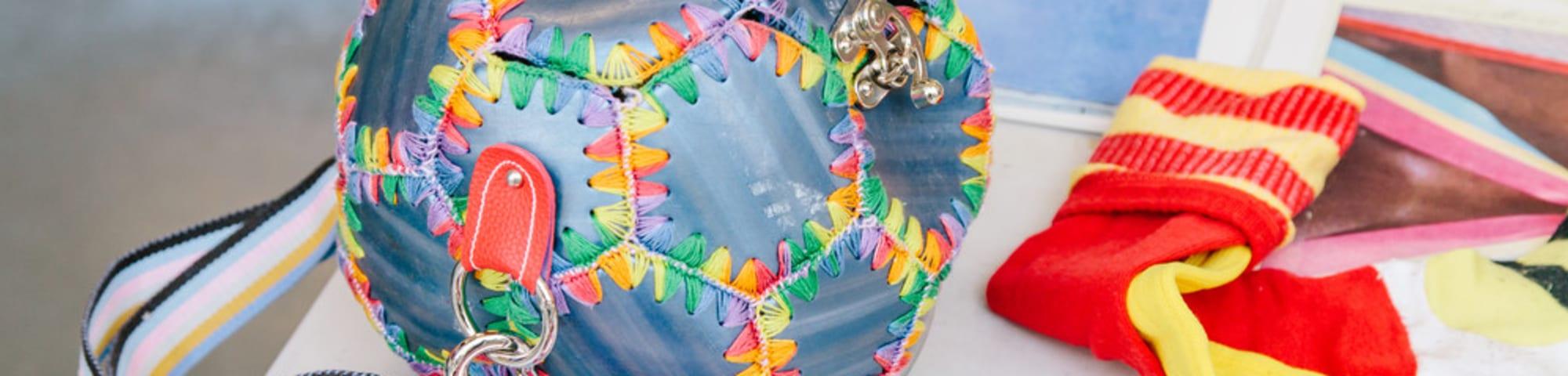 Summer Study Abroad - Experimental Fashion Knitwear