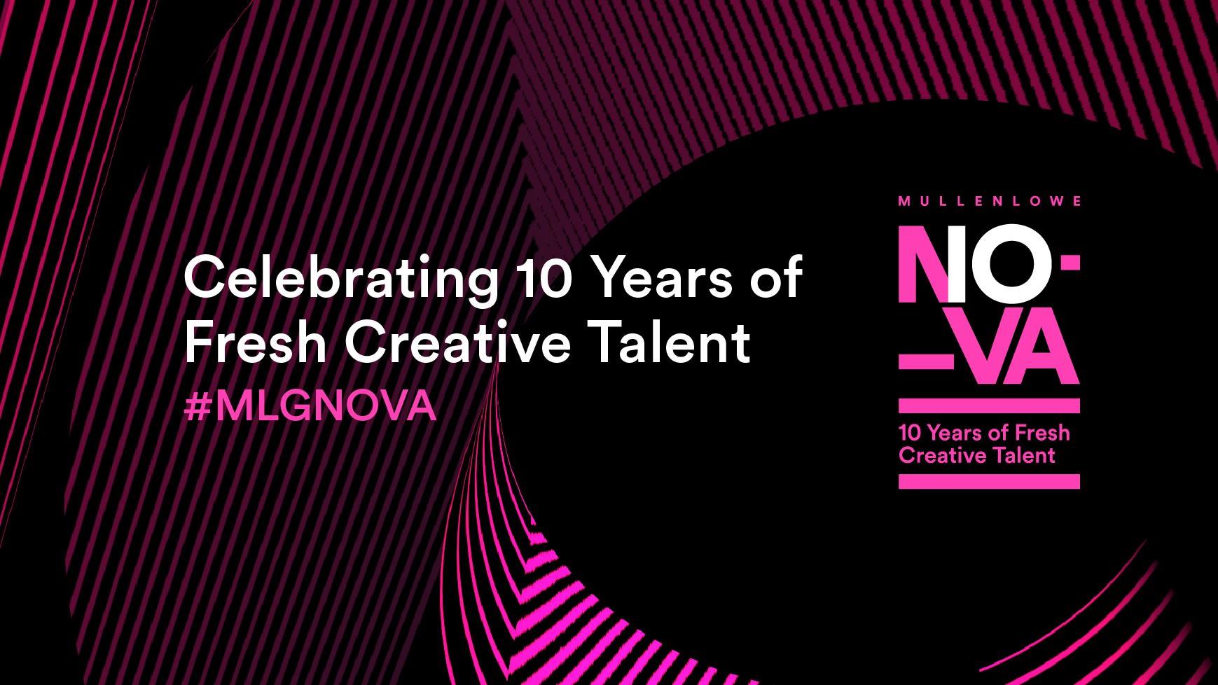 Celebrating 10 years of Fresh Creative Talent, #MLGnova