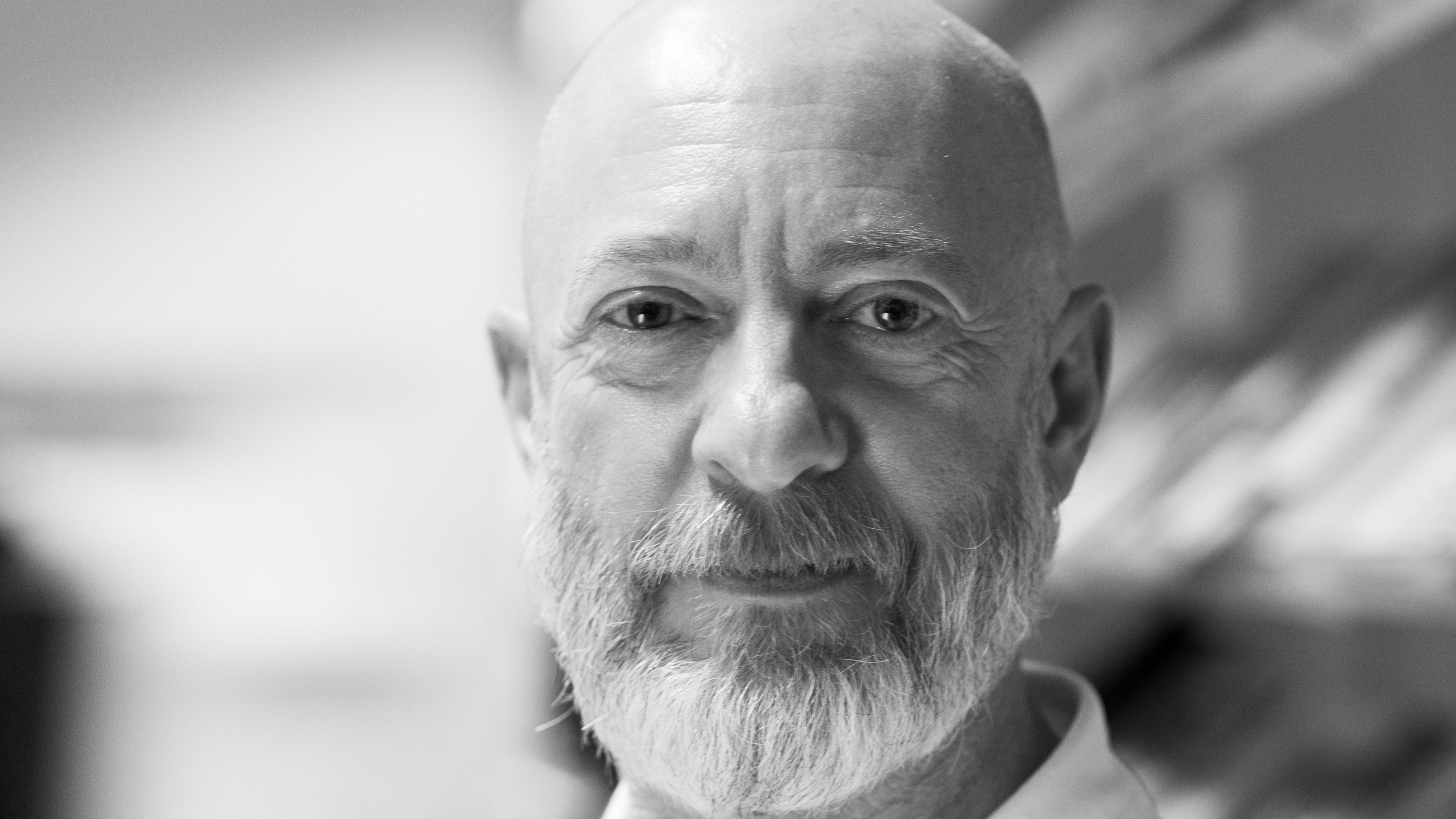 Portrait of Jeffrey Horsley