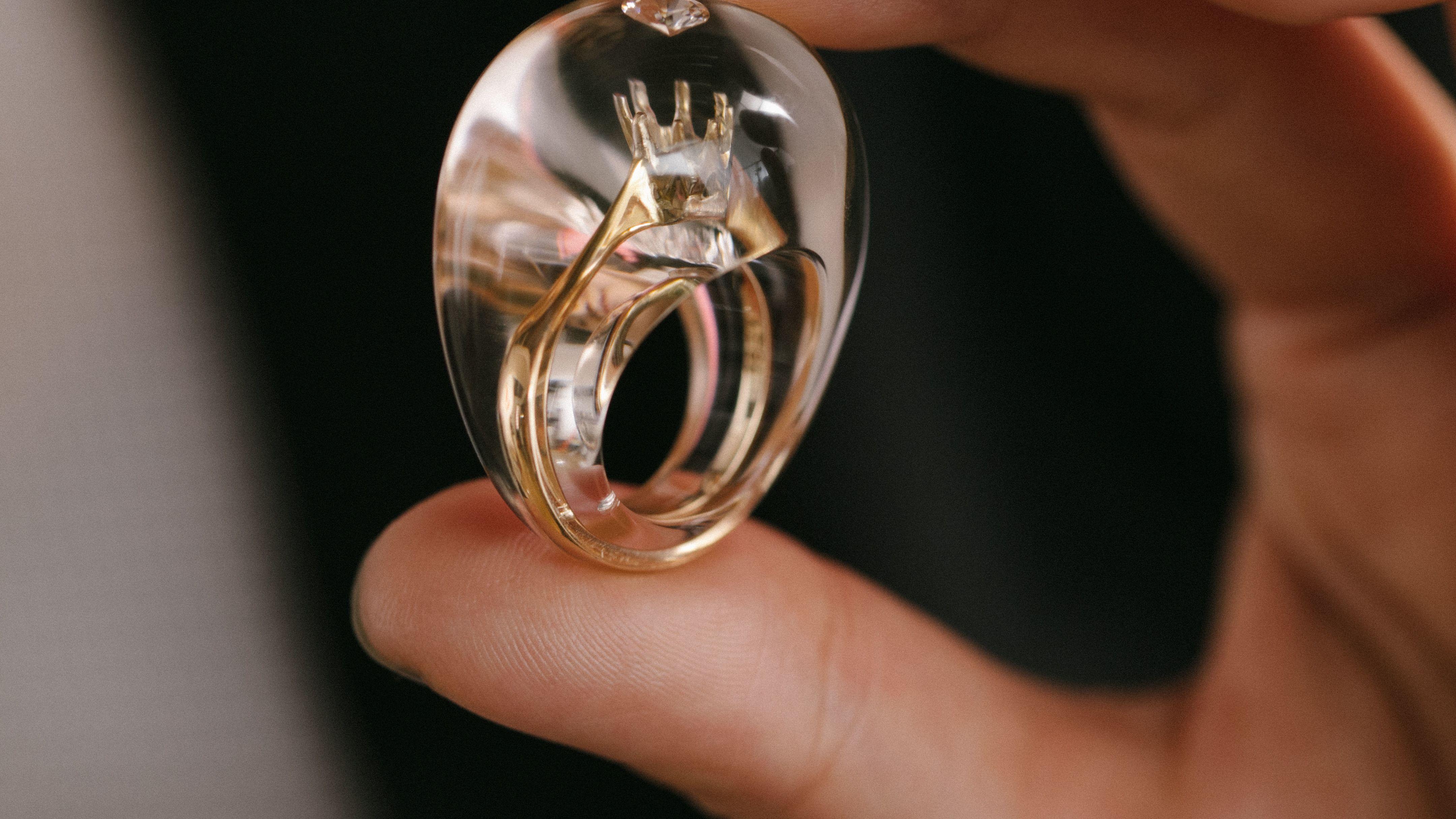 Ami De Beers Ring