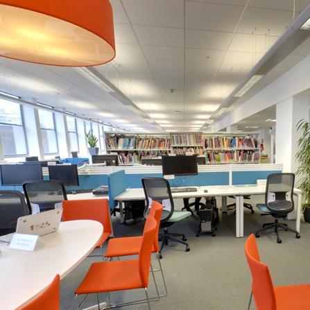 Library, John Princes Street