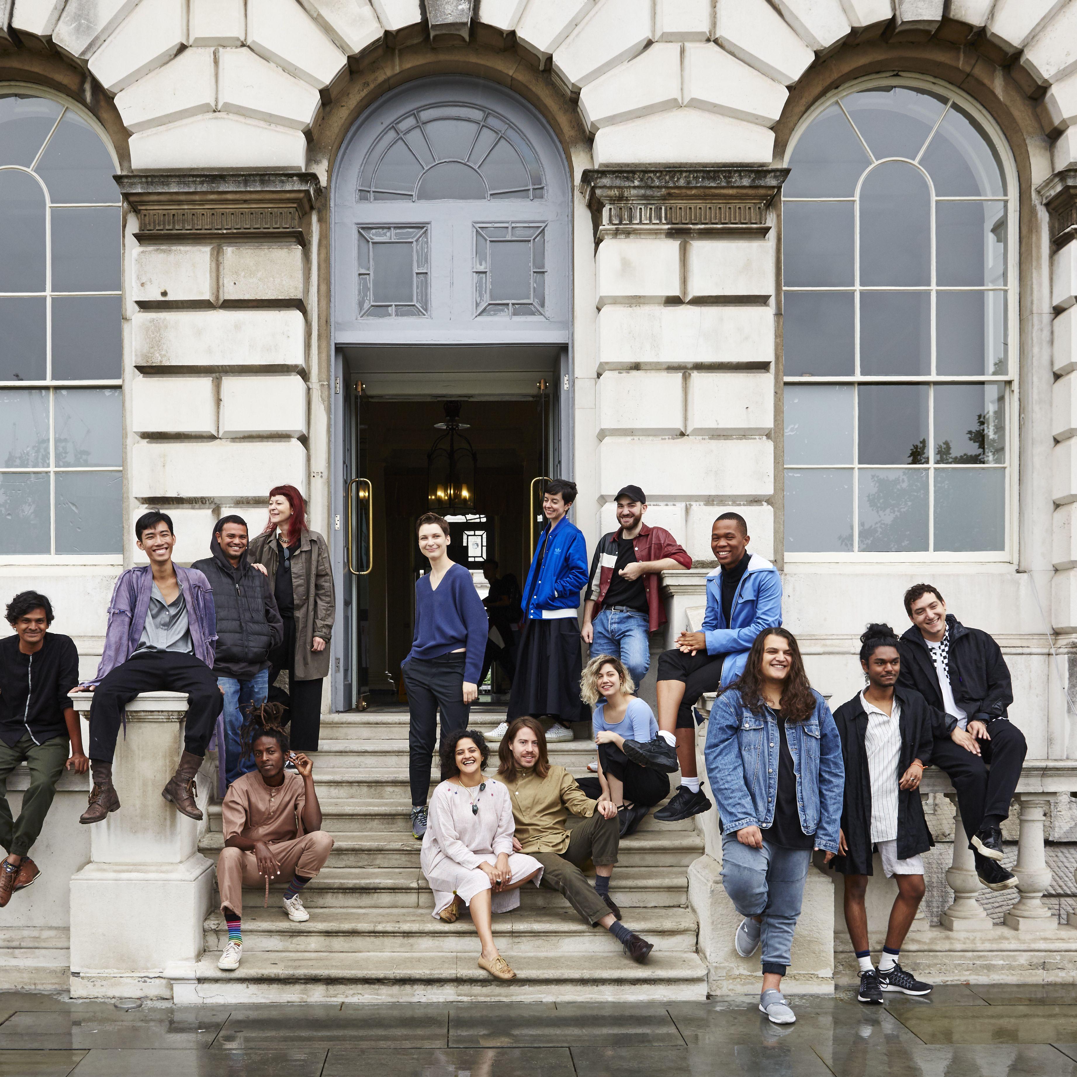International Fashion Showcase Designers 2019 Image Courtesy of British Council