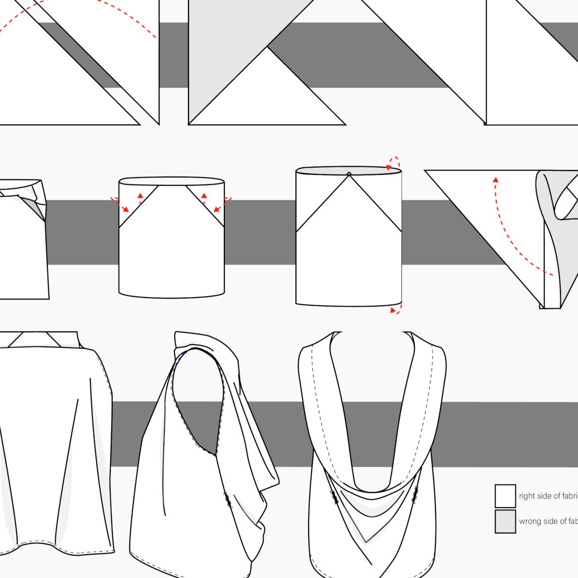 Pattern and garment design brief