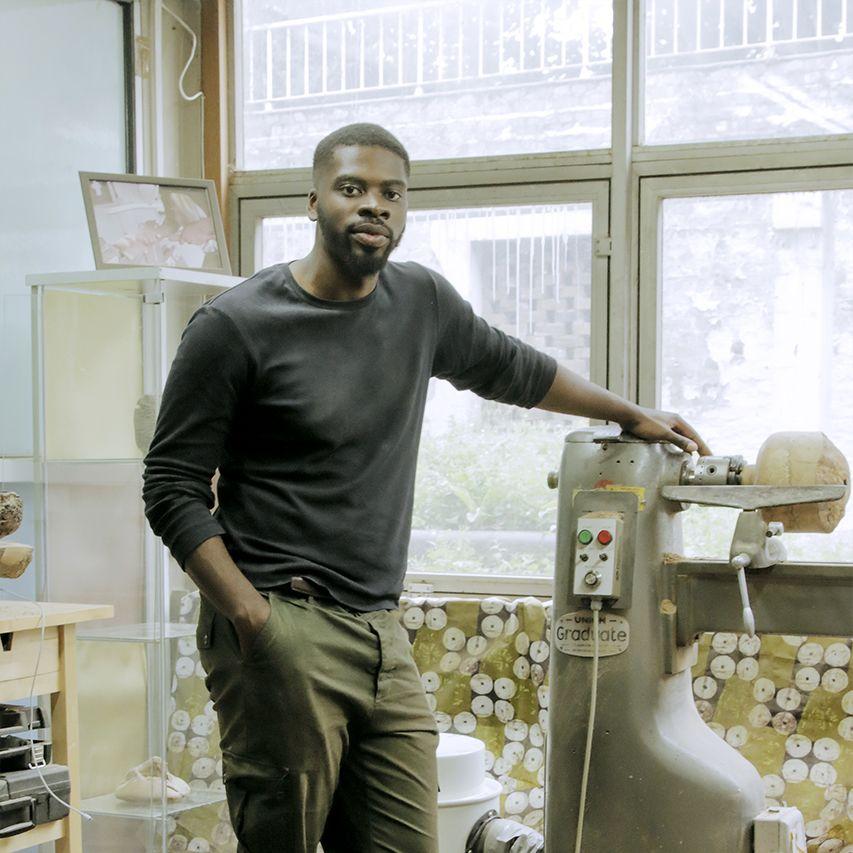 portrait of Darren Appiagyei