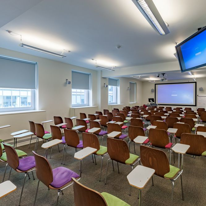 Auditorium Classroom, High Holborn