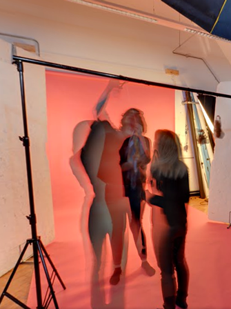 Photo Studio, Lime Grove