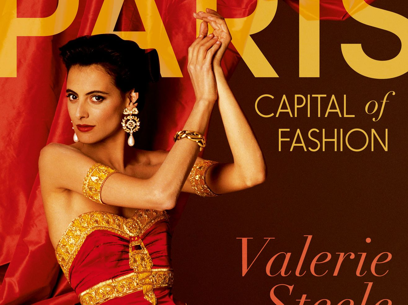 Book cover Paris, Capital of Fashion