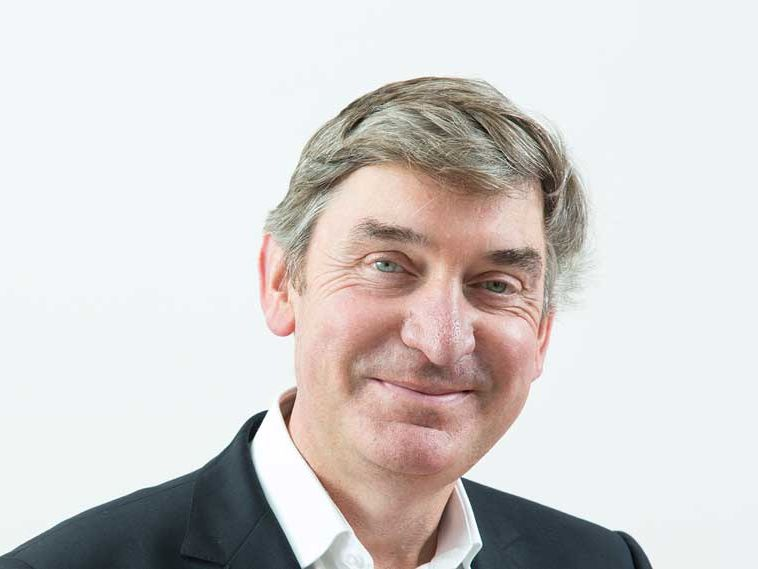 Nigel Carrington