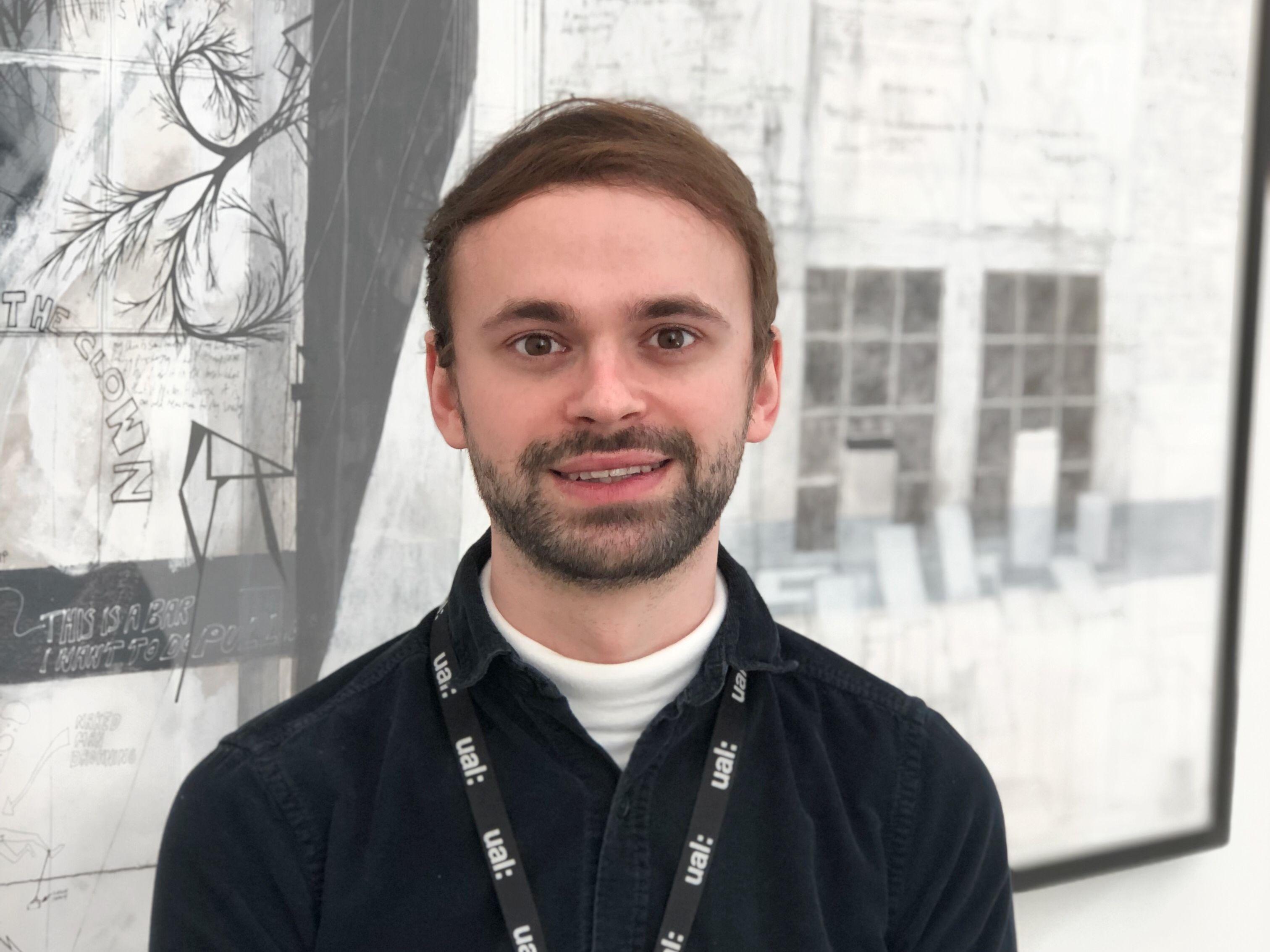 Portrait image of Matt Sheather