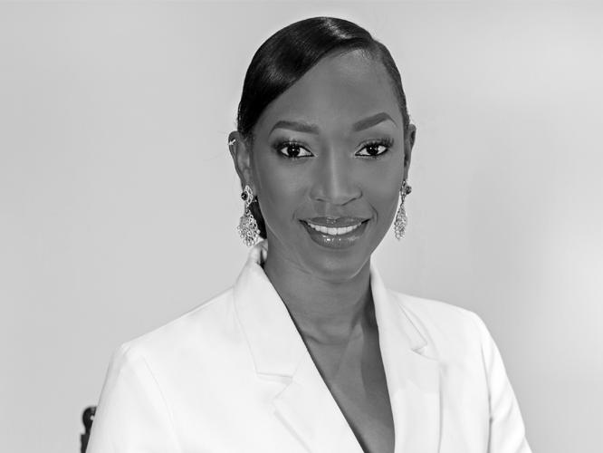 Portrait picture of Vanessa Kingori