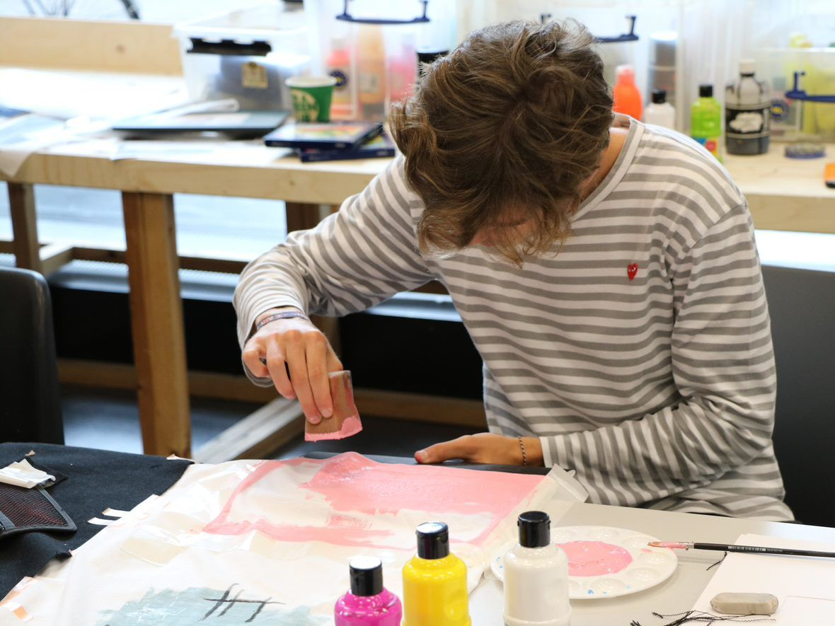 Fashion Design And Styling Workshops 13 to 16 Year Olds