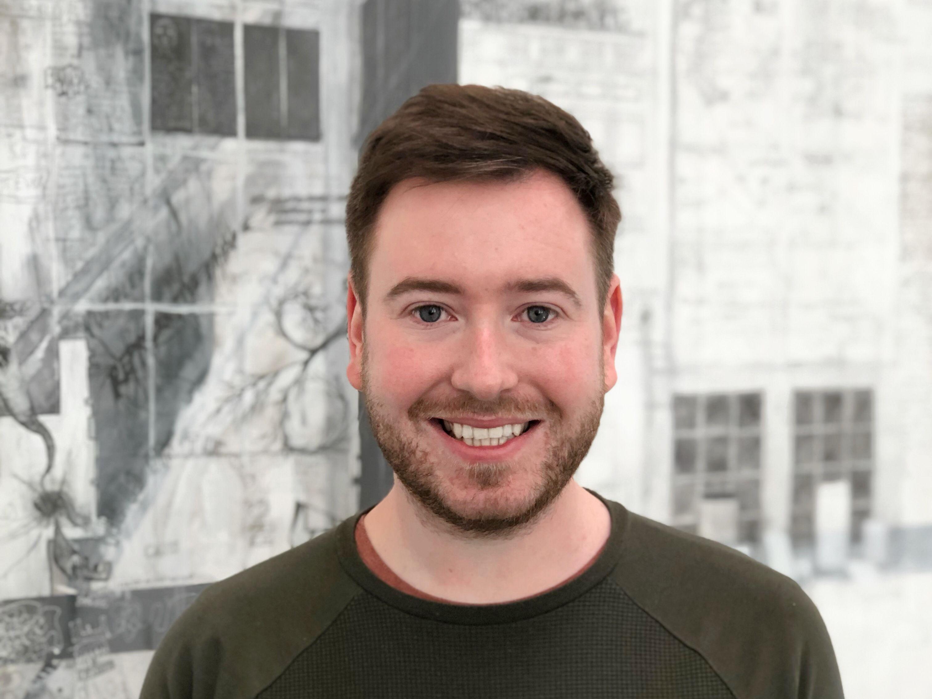 Portrait image of Michael Waters
