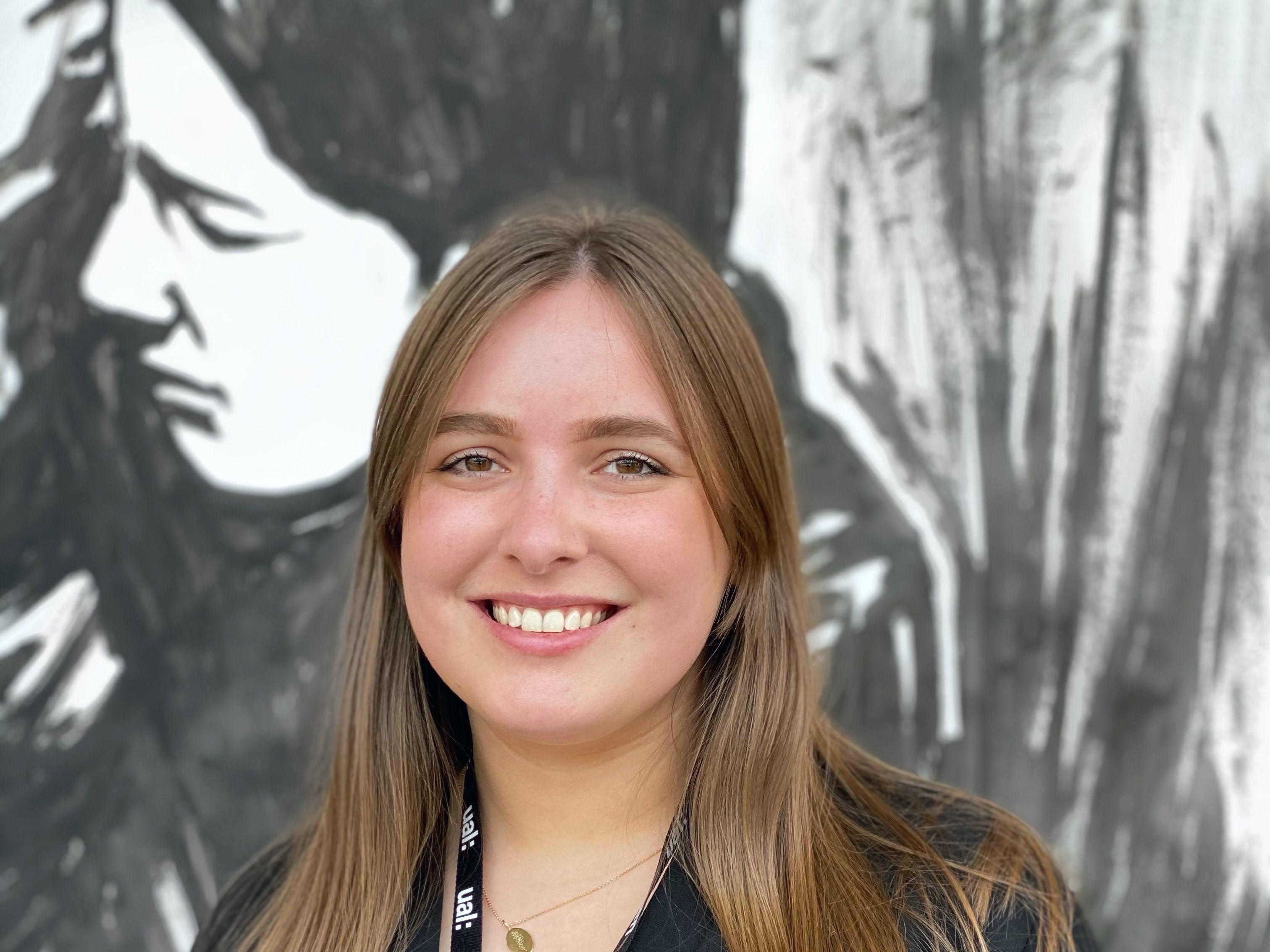 Portrait image of Sophie Bennett