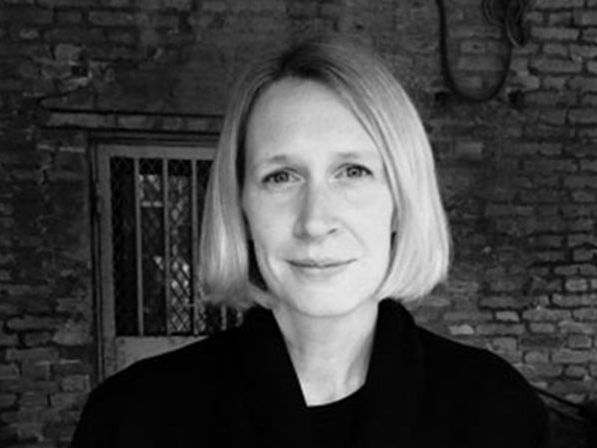 UAL Staff Researcher, Alison Moloney