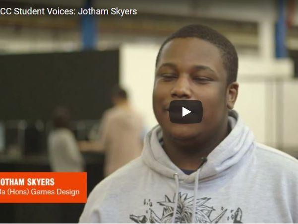 Student Voices Jotham