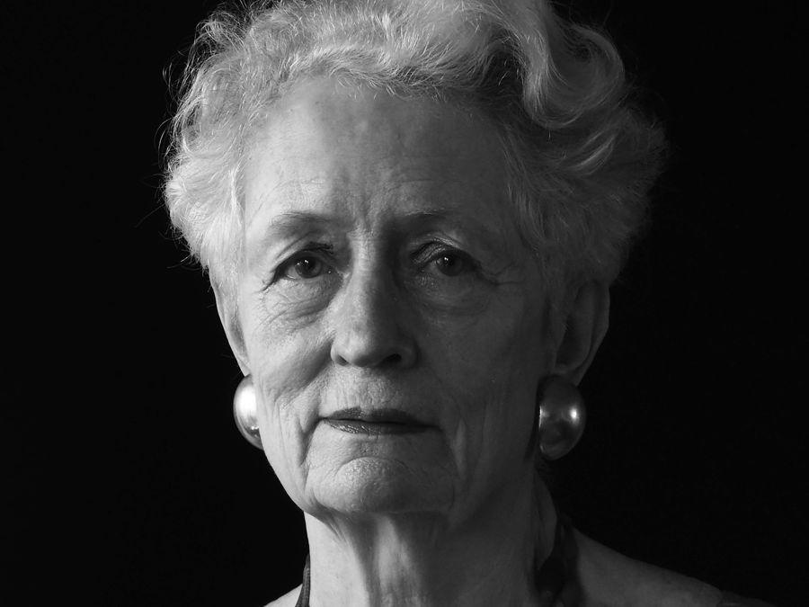 Portrait of Mieke Bal