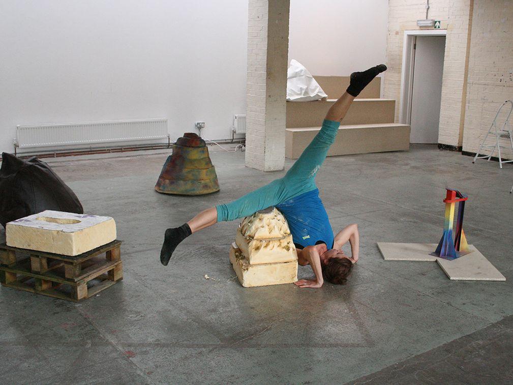 Performance by Eli Dundee - MA Fine Art