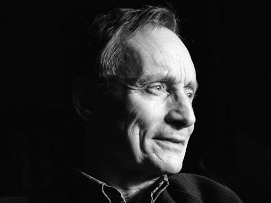 Portrait of Richard Hollis