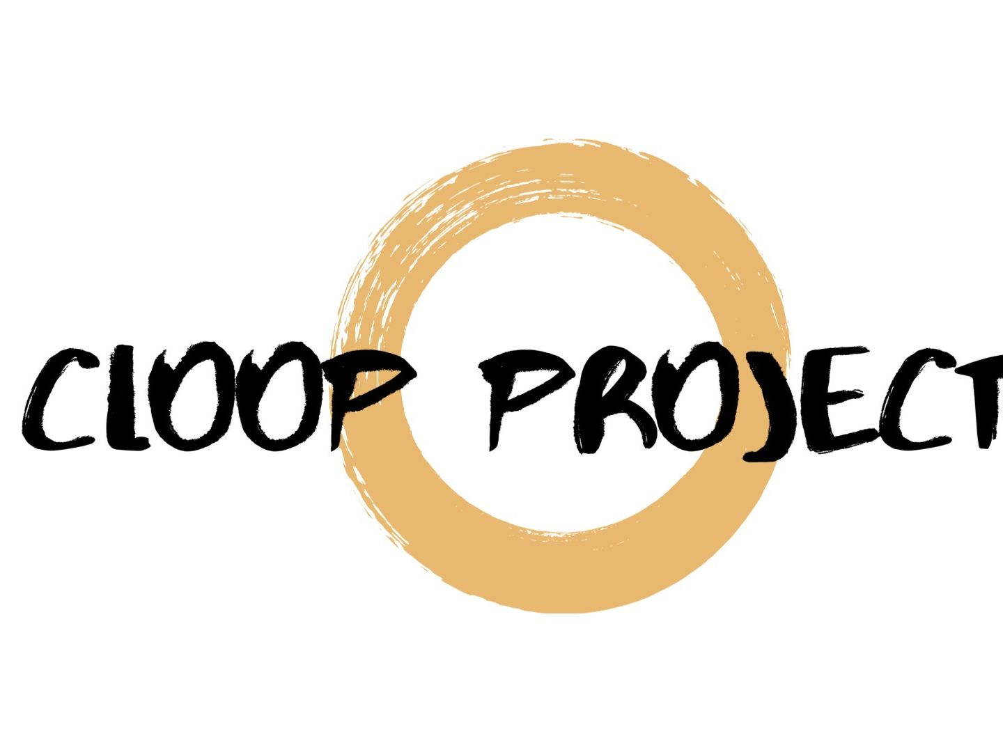a circle with Cloop Projects written over it
