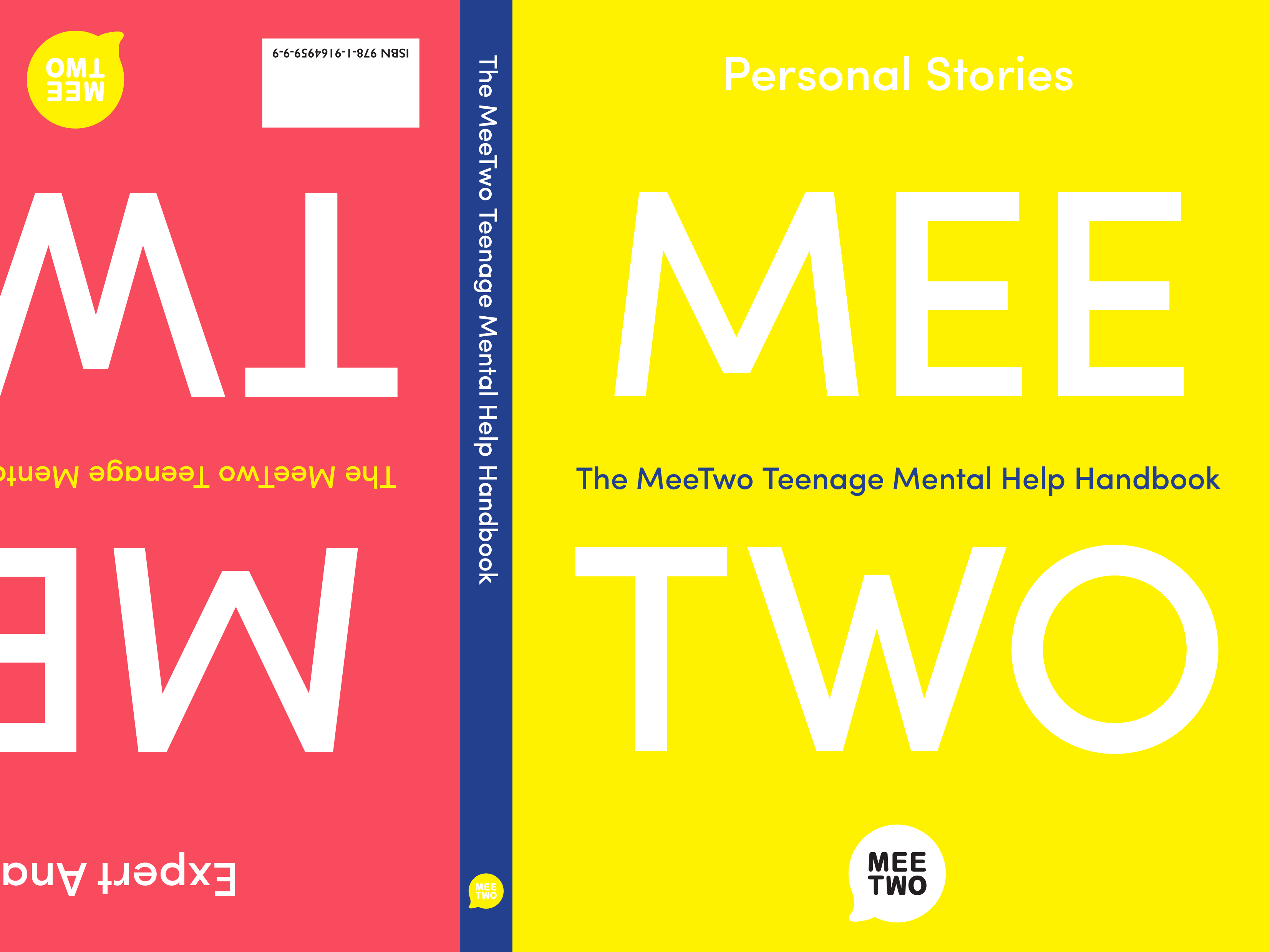 Alternative covers to the MeeTwo handbook
