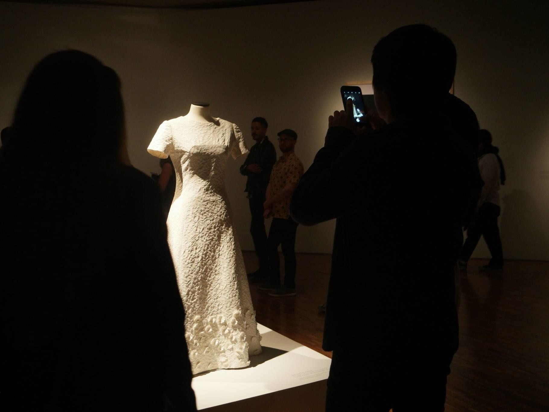 White Wedding Gown Balenciaga