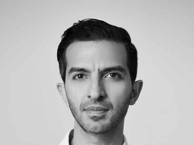 Portrait picture of Imran Amed
