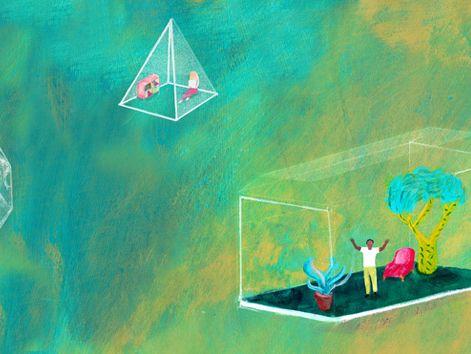 Illustration Safe Spaces Marja De Sanctis