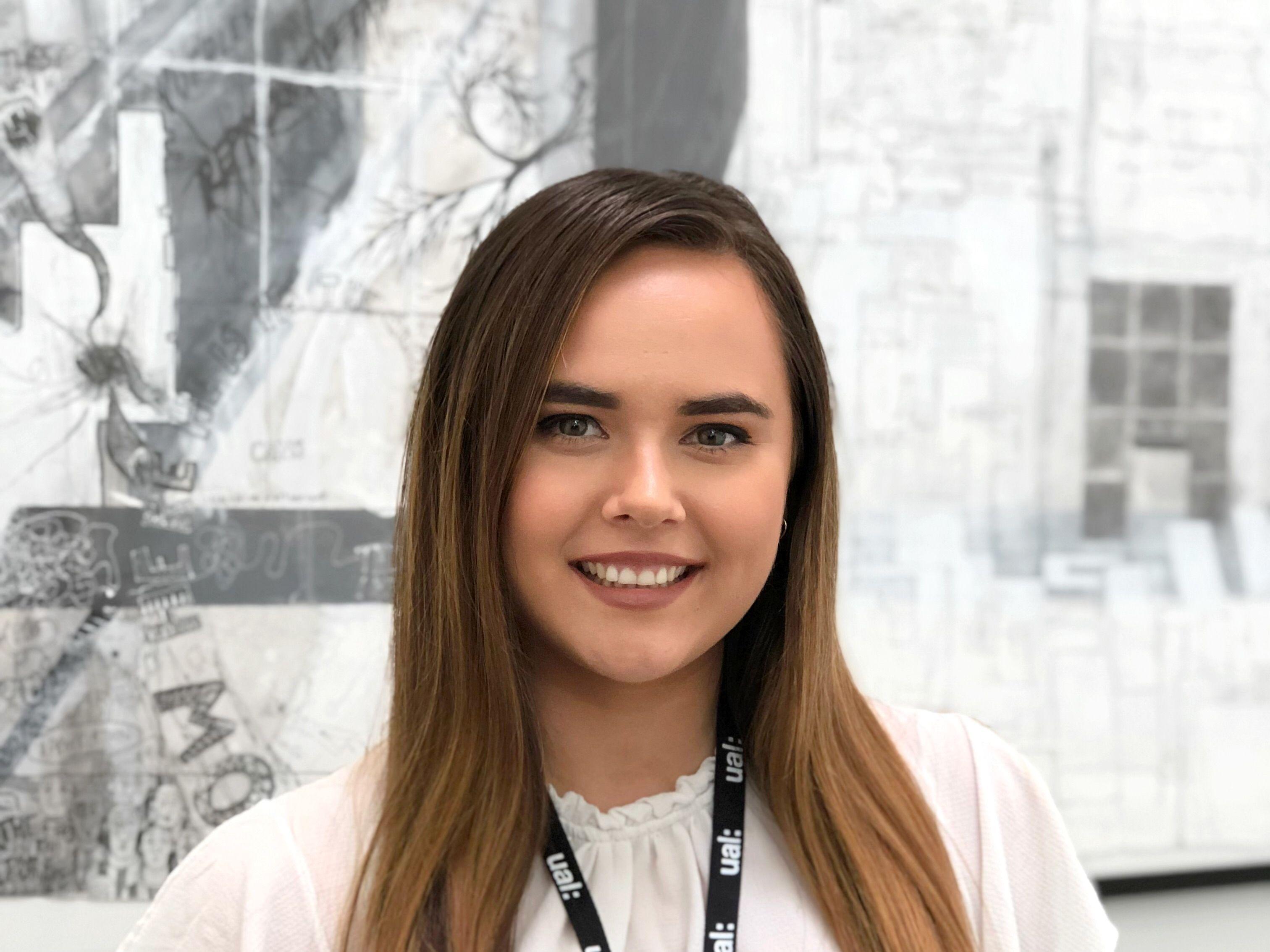 Portrait image of Olivia O'Hare