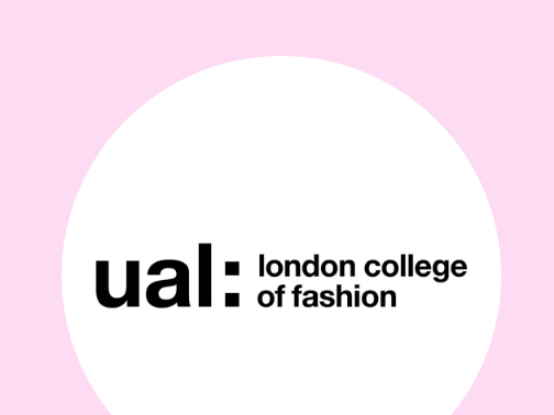 London College of fashion logo