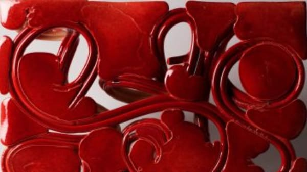 Colour Ceramic City, Maria Gasparian