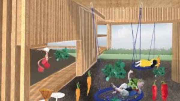 Chiara Ravaioli's architectural playground