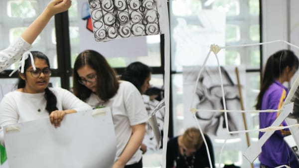UAL International Summer School for 16 to 18 year olds