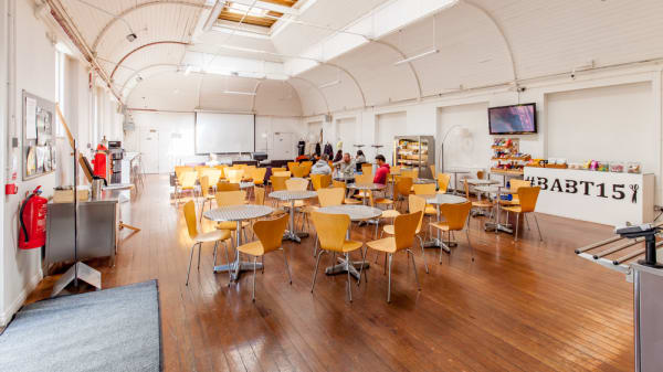 Canteen, Mare Street