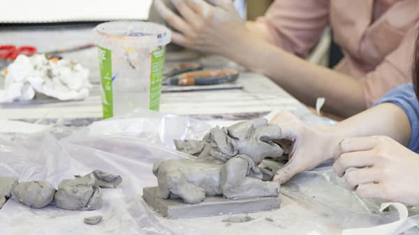 Ceramics for 16 - 18 Year Olds