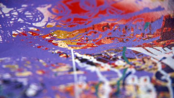 Camberwell, MA Printmaking, 2004