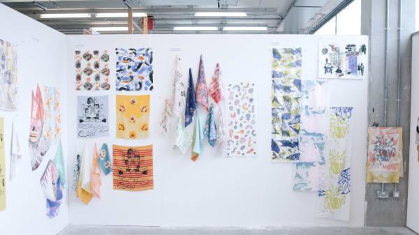 Summer Study Abroad - Textile Design