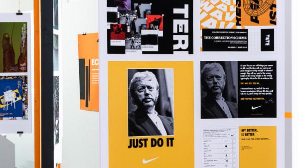 BA (Hons) Graphic Branding and Identity