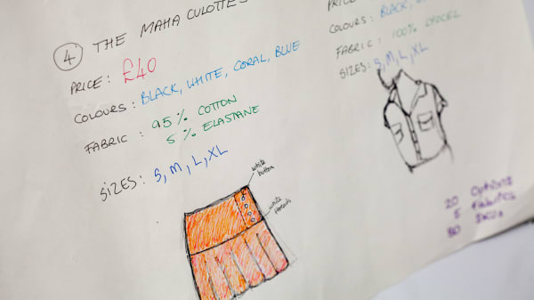 PRODUCNnOh Product Development: From Fabrics to Construction