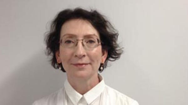UAL Staff Researcher, Professor Claire Wilcox