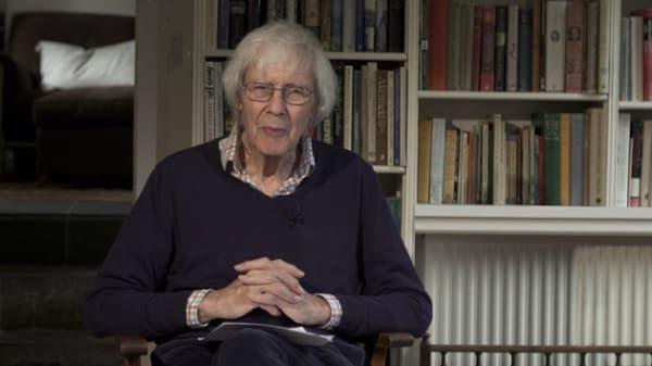 Portrait of David Carter CBE