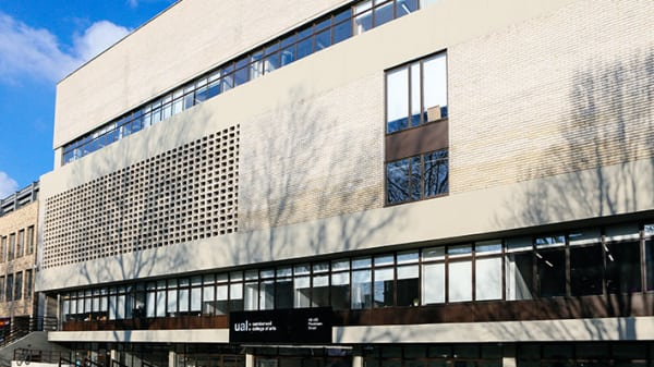 Camberwell College of Arts.