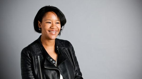 Staff profile headshot of Vivienne Francis